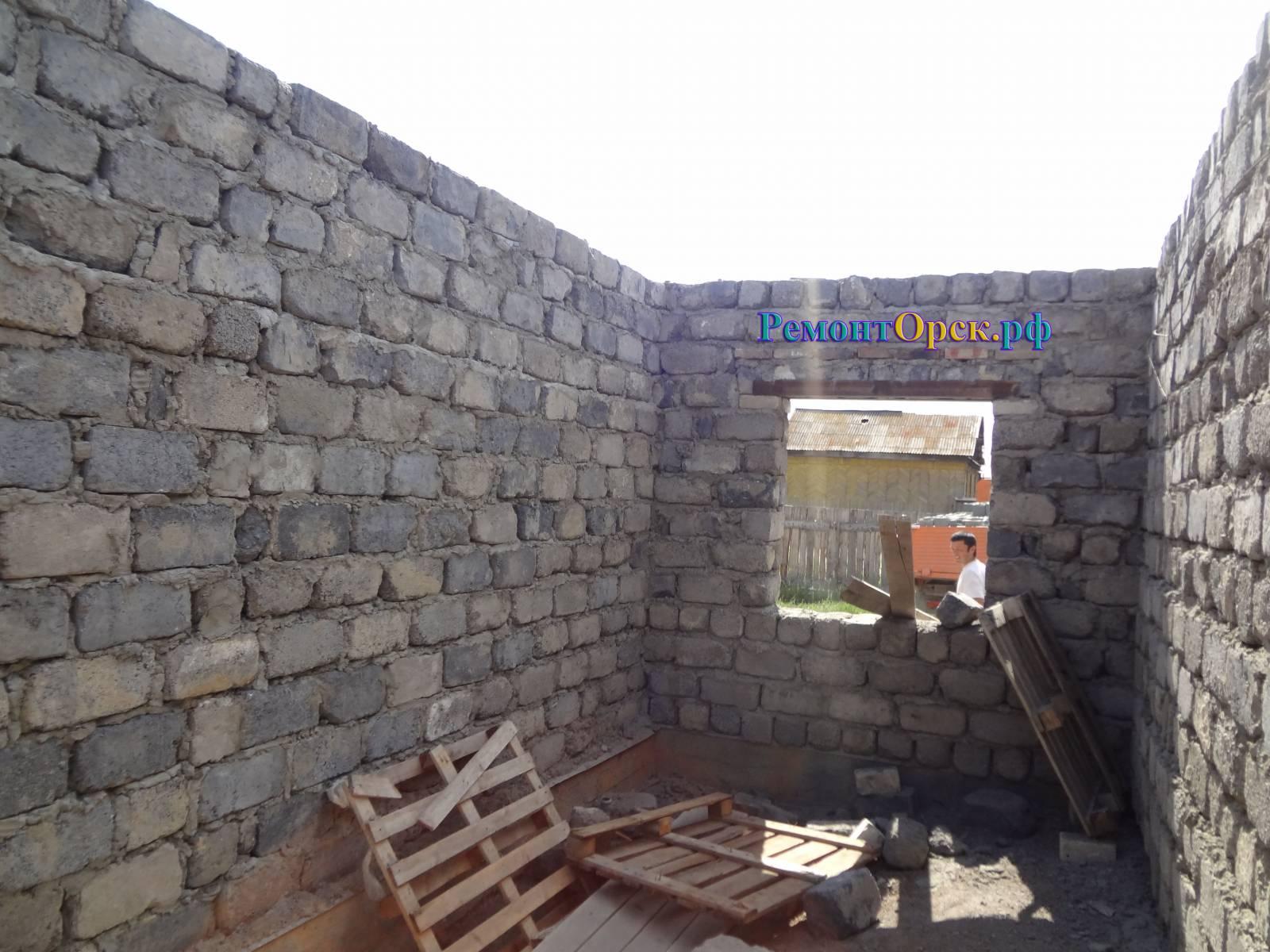 Строим дом своими руками из шлакоблока